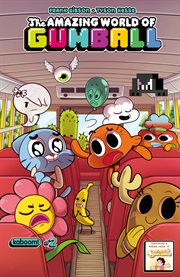 The Amazing World of Gumball, Issue 2