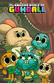 The Amazing World of Gumball, Issue 3