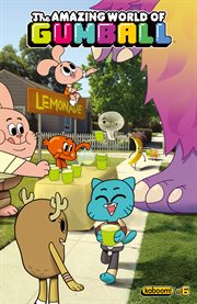 The Amazing World Of Gumball / Frank Gibson
