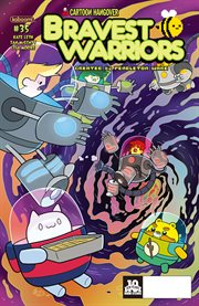 Bravest Warriors, Issue 35