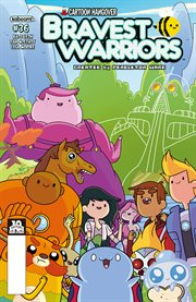 Bravest Warriors, Issue 36