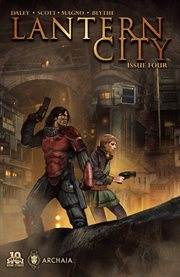 Lantern City, Issue 4