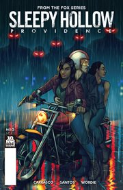 Sleepy Hollow: Providence, Issue 2