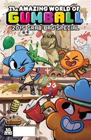 Amazing World of Gumball 2015 Grab Bag #1