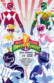 Mighty Morphin Power Rangers 2016 Annual