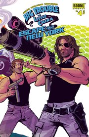 Big Trouble in Little China/Escape From New York, Issue 4