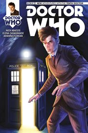 Doctor Who: The Tenth Doctor / Nick Abadzis