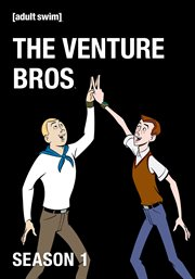 The Venture Bros. Season 1 cover image