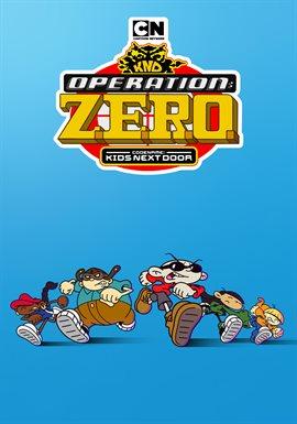 Cover image for Operation Z.E.R.O.
