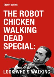 The Robot chicken walking dead special cover image