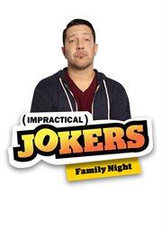 Impractical jokers - family night - season 1 cover image