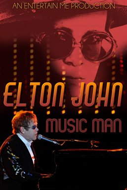 Cover image for Elton John