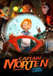 Captain Morten and the spider queen cover image
