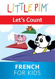 Little pim: let's count - french for kids