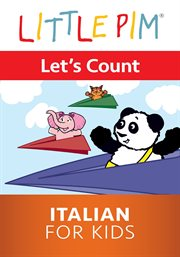 Little pim: let's count - italian for kids