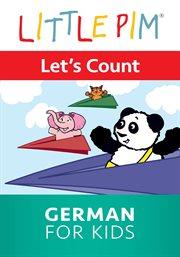 Little pim: let's count - german for kids