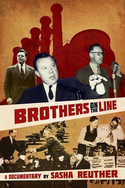 Cover image for Brothers on the Line