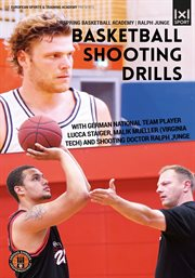 Basketball Shooting Drills | With German National Team Player Lucca Staiger, Malik Mueller