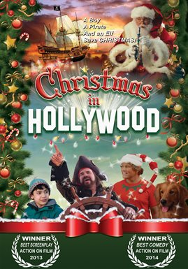 Christmas in Hollywood image cover