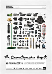 The cinematographer project cover image