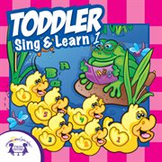 Toddler sing & learn 1 cover image