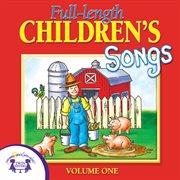 Full-length Children's Songs Vol. 1
