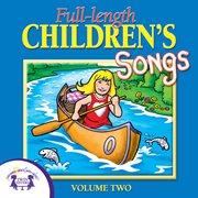 Full-length children's songs vol. 2 cover image