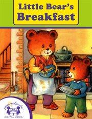 Little bear's breakfast cover image