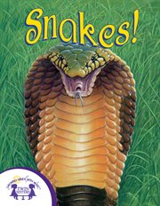 Know-it-alls!  snakes cover image