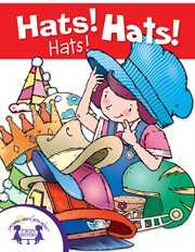 Hat! hats! hats! cover image