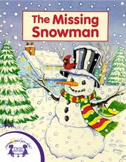 The missing snowman cover image