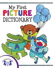 My first picture dictionary cover image