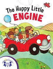 The happy little engine cover image