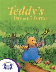Teddy's day in the forest cover image