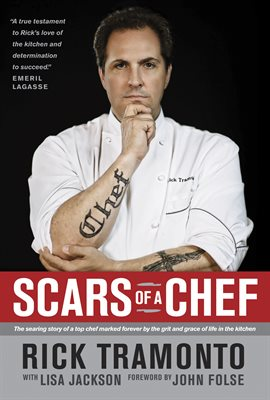 Cover image for Scars Of A Chef