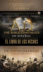 A.D. The Bible Continues En Espa{Tilde}Nol