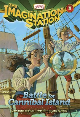 Cover image for Battle for Cannibal Island