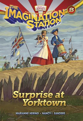 Cover image for Surprise at Yorktown
