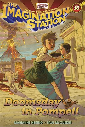 Cover image for Doomsday in Pompeii