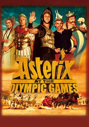 Asterix at the Olympic Games =: Astâerix aux jeux olympiques cover image