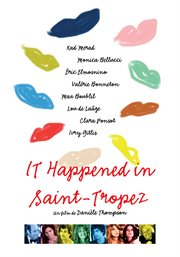 It happened in saint-tropez