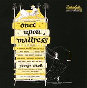 Once upon a mattress (1959 original broadway cast recording) cover image
