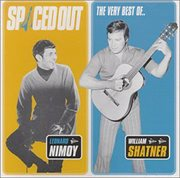 Spaced out - the best of leonard nimoy & william shatner cover image