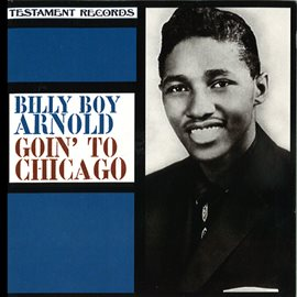 Cover image for Goin' To Chicago