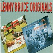 The lenny bruce originals, volume 1 (reissue) cover image