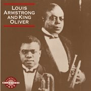 Louis armstrong and king oliver cover image