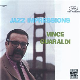 Cover image for Jazz Impressions