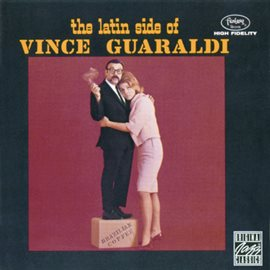 Cover image for The Latin Side Of Vince Guaraldi