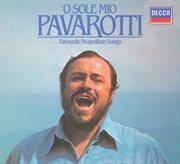 Luciano pavarotti - o sole mio - favourite neapolitan songs cover image