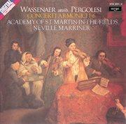 Wassenaer: concerti armonici (attrib. pergolesi) cover image